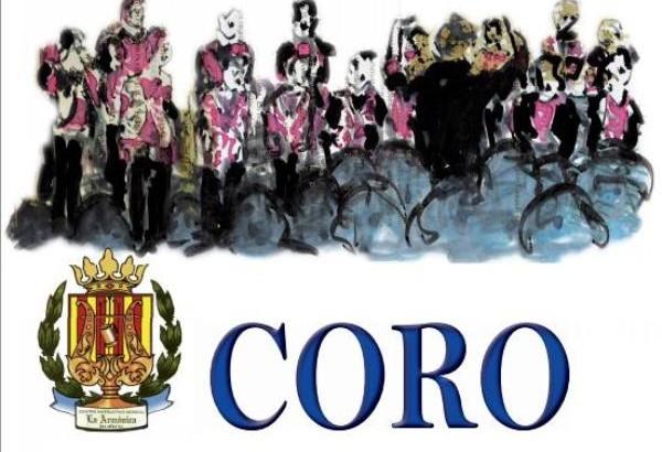 """Concierto de presentación del nuevo director del Coro de """"La Armónica"""" de Buñol"""