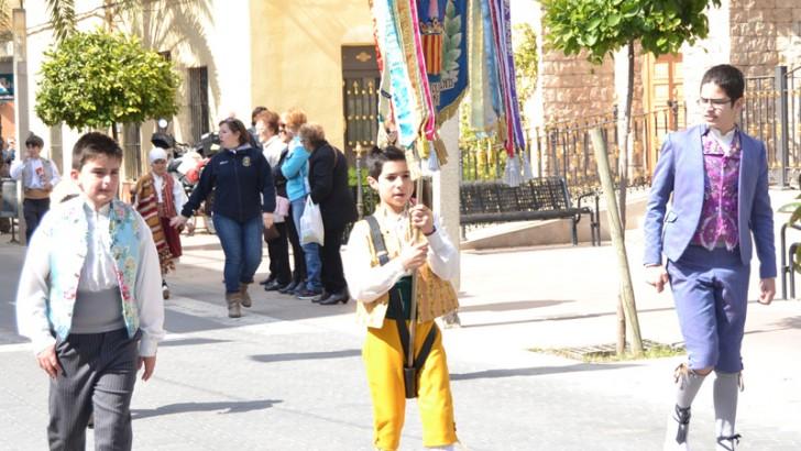 El Pasacalles recorre Las Ventas (fotos)