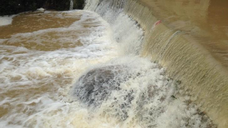Estampas de la lluvia en Buñol
