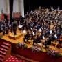 """La banda sinfónica de """"La Artística"""" abre los actos del 62 Aniversario del Teatro Montecarlo"""