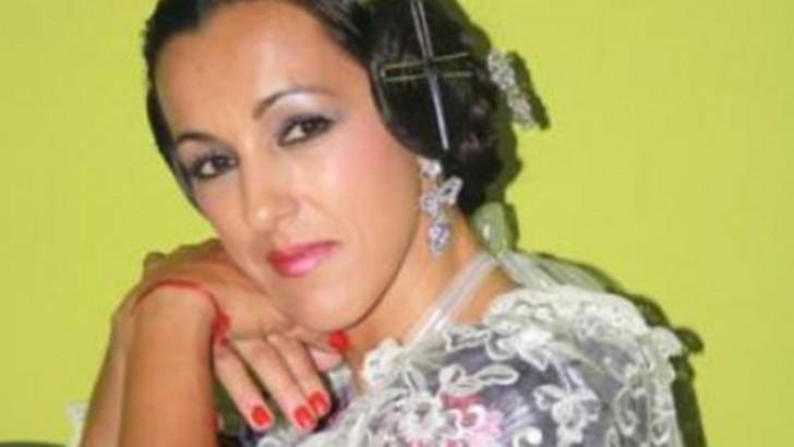 """Mª Carmen Fernández, Fallera Mayor Falla """"El Prado"""": """"no tengo predilección por ningún acto, todos son especiales y los voy a vivir intensamente"""""""