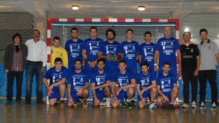 El sénior del Club Balonmano Buñol gana a domicilio a L'Alcúdia (21-23)
