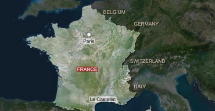 Accidente en Francia de un Airbus con 150 personas que volaba de Barcelona a Düsseldorf
