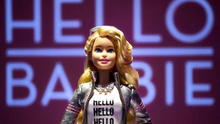 Barbie se hace espía