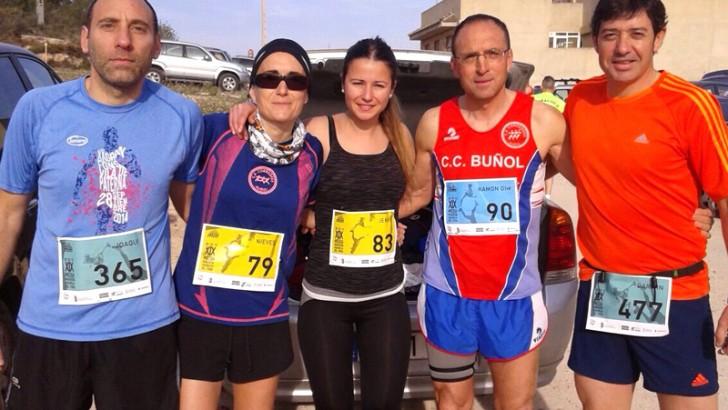 Ramón Ginés gana la media maratón de Ribarroja en su categoría