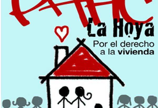 """La PAHC consigue que la moción """"un techo para tod@s"""" se apruebe en Buñol, Cheste y Chiva"""