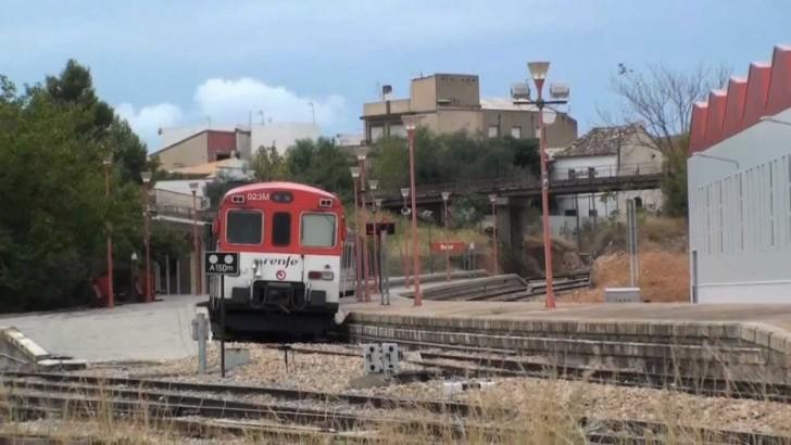 Los trenes de cercanías de la línea C-3 llegarán hasta el centro de Valencia en mayo