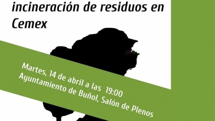 IAB organiza un acto sobre la incineración de residuos en Cemex