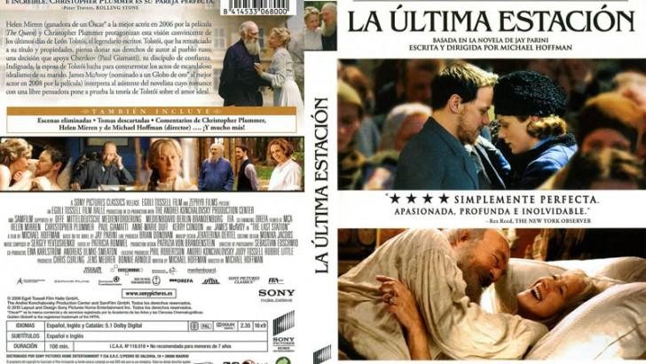 Libros&Cine en la Biblioteca: La última estación