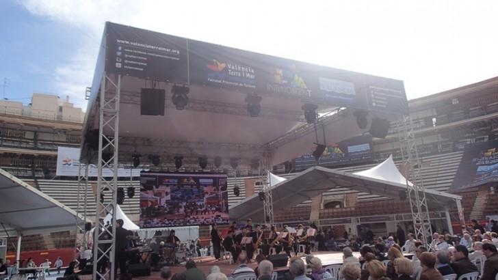 Buñol acaba con éxito su participación en la Feria de Turismo de Interior