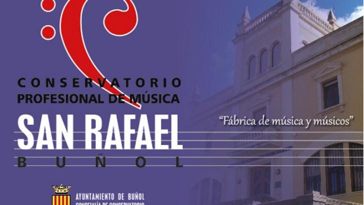 El viernes se celebra en Madrid un recital de música de cámara a cargo de alumnos del Conservatorio de Buñol