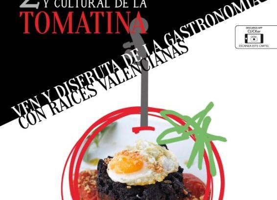 La segunda edición de La Tomatina Gastronómica reivindica la cocina con raíces y el producto de proximidad