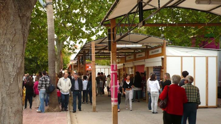 Todo preparado para la celebración de la X Feria de Comercio, Turismo y Empleo