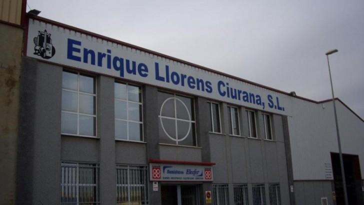 La empresa buñolense Enrique Llorens recibe un premio por su baja siniestralidad en el trabajo