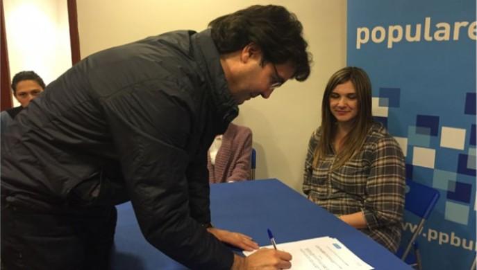 La candidatura del PP para las elecciones municipales