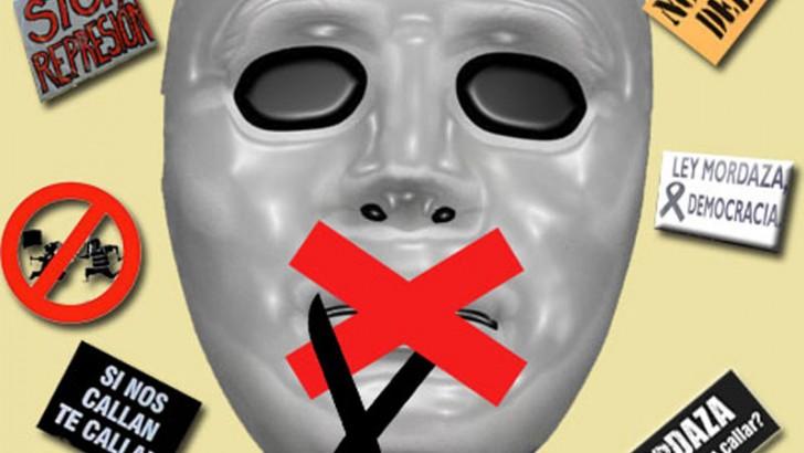 El 22M de Buñol organiza un acto contra la Ley Mordaza