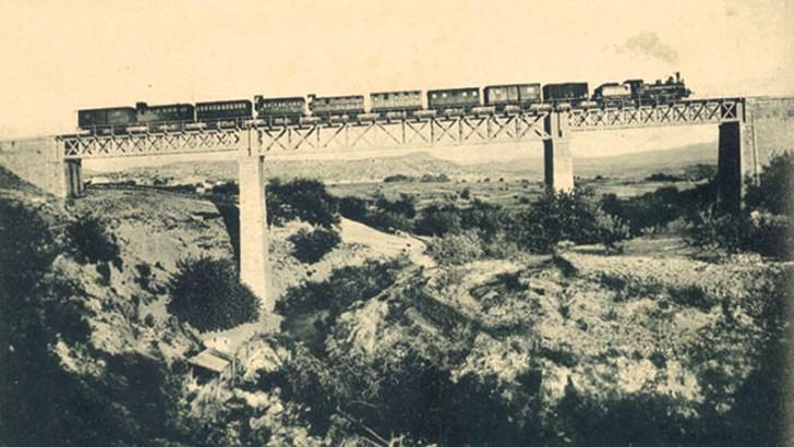 El ferrocarril y el Roquillo