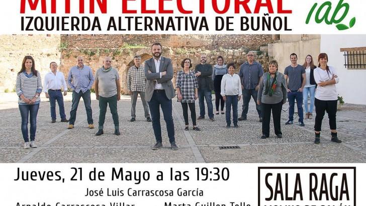 IAB celebra su acto central de campaña este jueves en el Molino Galán