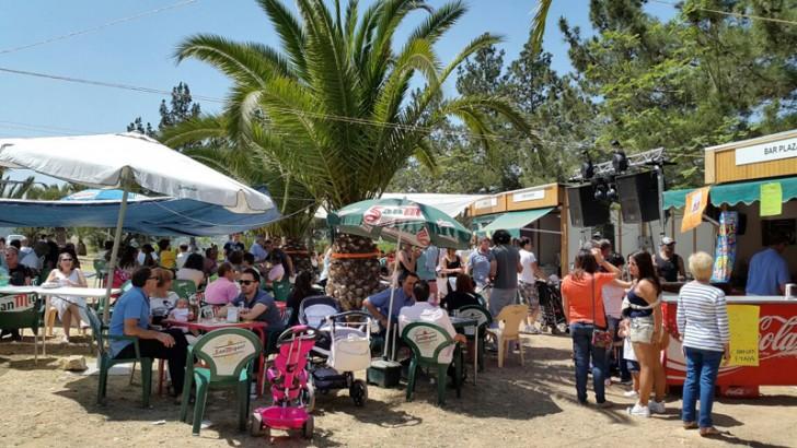 Las mejores imágenes de las 10ª Feria del Comercio y Turismo de Buñol
