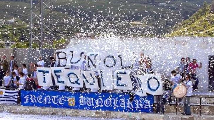 El C.D. Buñol asciende a Tercera División