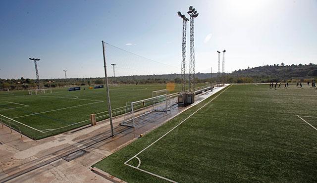 La Ciudad Deportiva del Levante en Buñol consigue la licencia después de 12 años