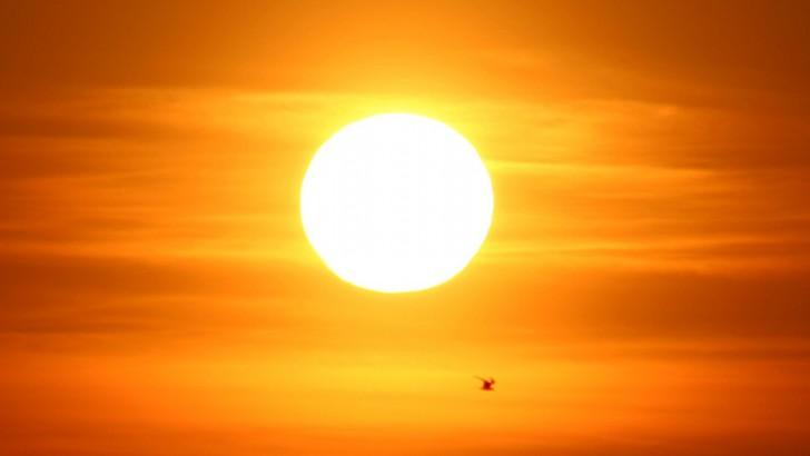 El aire del Sahara y el viento de poniente nos dejan un día de calor histórico