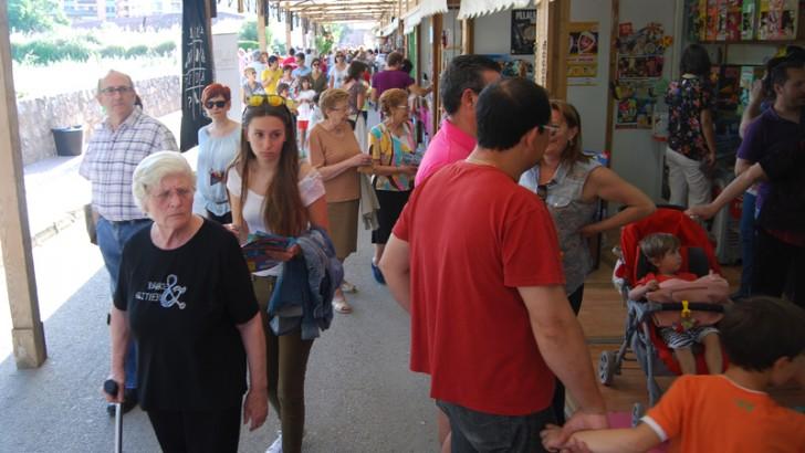 Buñol prevé un gran éxito en la XI Feria del Comercio y Turismo