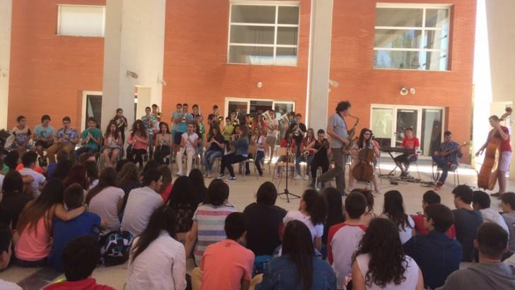 El IES La Hoya de Buñol organiza el II Concurso de Música de Cámara
