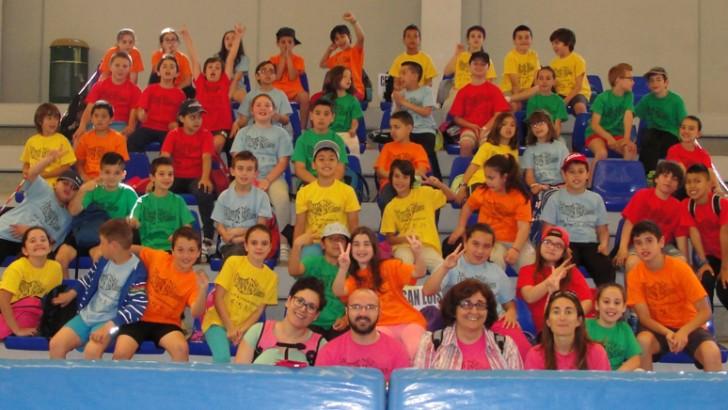 VII Encuentro Deportivo por la Convivencia en El Planell