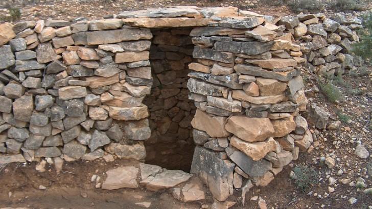 Pozos de piedra seca
