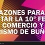 X Feria del Comercio y Turismo de Buñol 2015