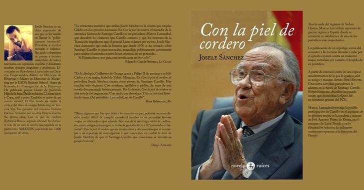 La Biblioteca Municipal acoge la presentación de la novela del buñolense Josele Sánchez