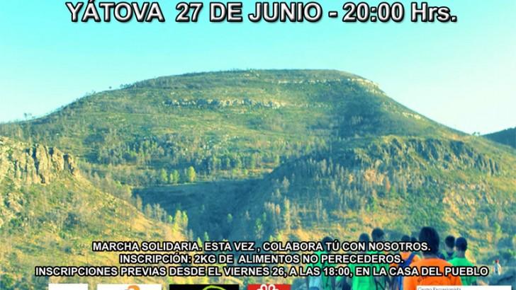 La subida al Motrotón será el próximo 27 de junio