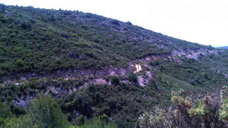 Protección Civil rescata a dos excursionistas en la partida del Fresnal de Buñol