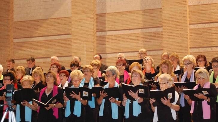 """El coro """"Orfeos"""" de """"La Artística"""" de Buñol actúa este domingo en Siete Aguas"""