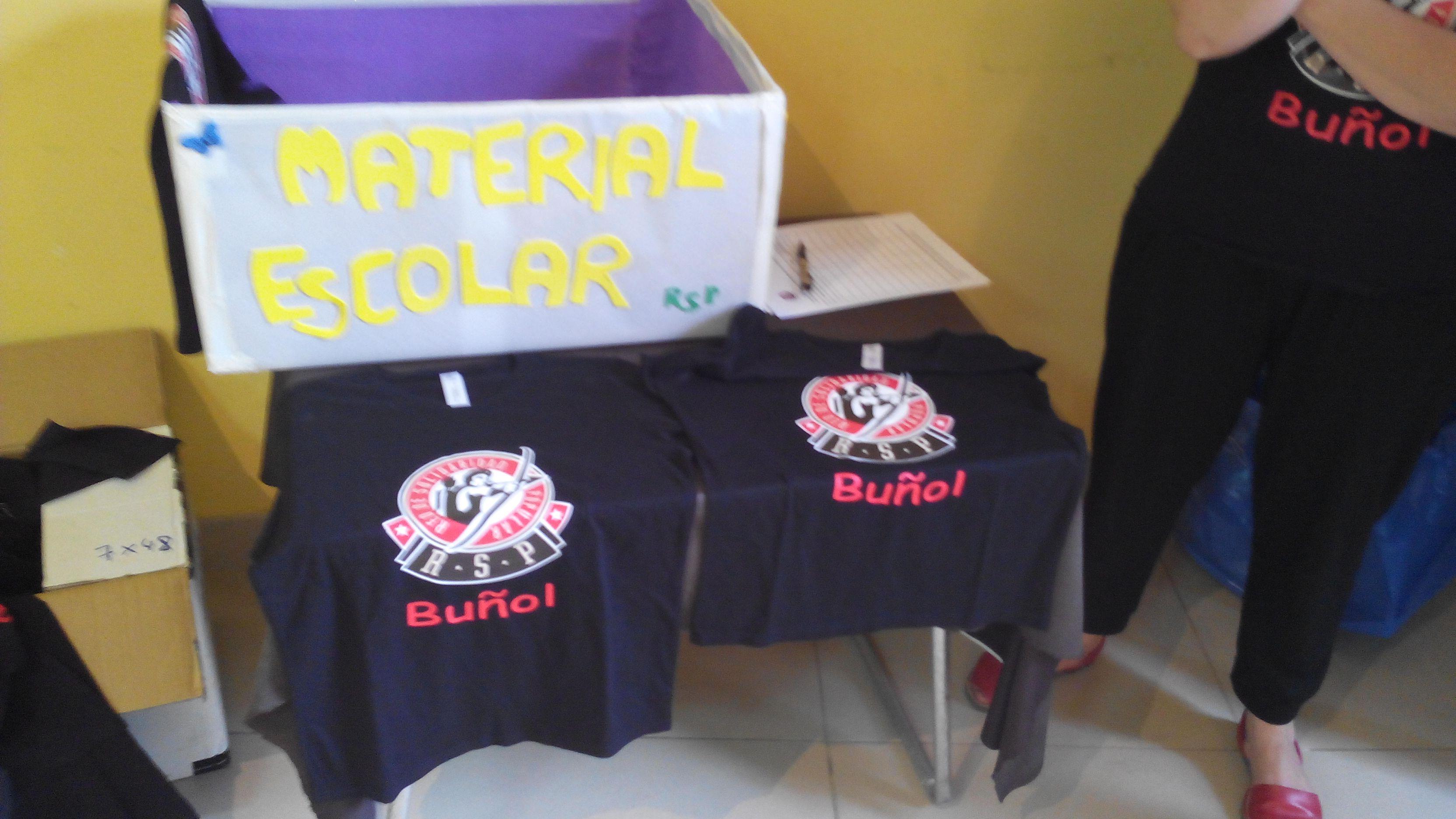 La Red de Solidaridad Popular de Buñol celebra este sábado su primer aniversario