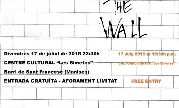 """Músicos buñolenses pondrán en escena """"The Wall"""" de Pink Floyd junto al Ateneo Cultural de Manises"""