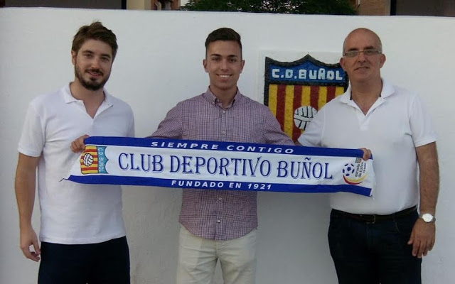 El CD Buñol ficha a tres nuevos jugadores