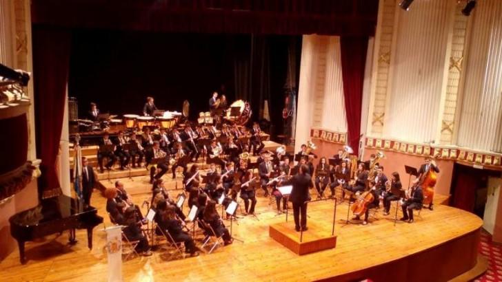 """La banda juvenil de """"La Artística"""" de Buñol ofrece un concierto este viernes en el Auditorio"""