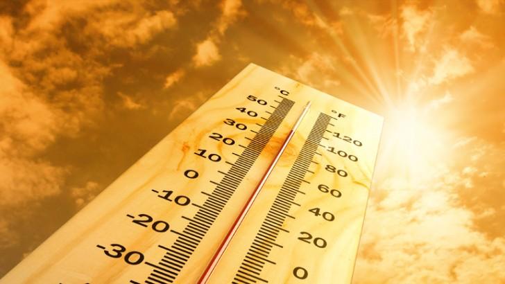 7 de julio, probablemente el día más caluroso del verano