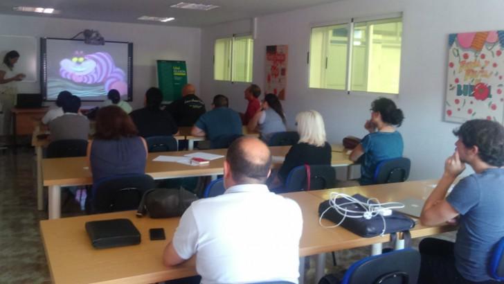 BUINSA imparte el primero de los dos talleres sobre turismo