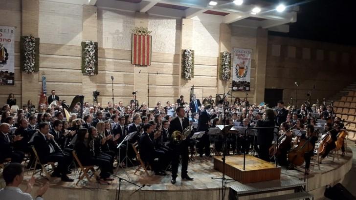 """""""La Artística"""" de Buñol cierra este sábado la XIV Bienal de Música de Buñol"""