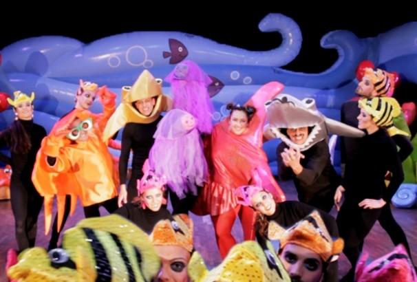 """El musical """"Memoria de Pez"""" llega este domingo al Auditorio de Buñol"""