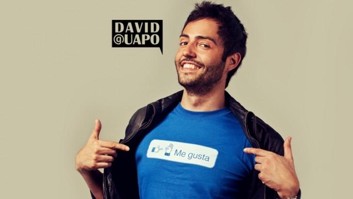 David Guapo este viernes en Buñol