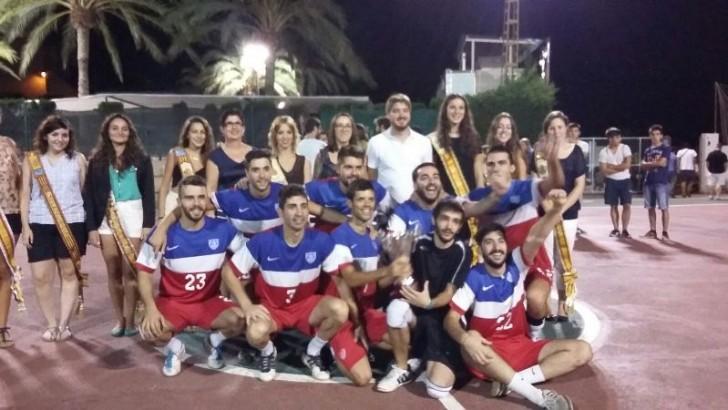 Tirifiker y Cucañas campeones del Trofeo de verano de Fútbol-Sala en Buñol