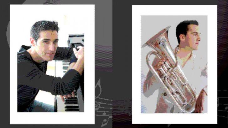 Recital de los músicos David Soliva y Pablo Más este domingo en Buñol