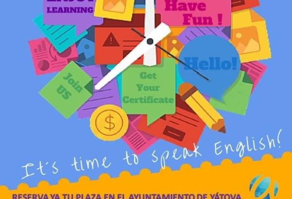 Sigue abierto el periodo de matrícula para la Escuela de Idiomas de Yátova