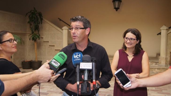El Presidente de la Diputación de Valencia visita este miércoles Buñol