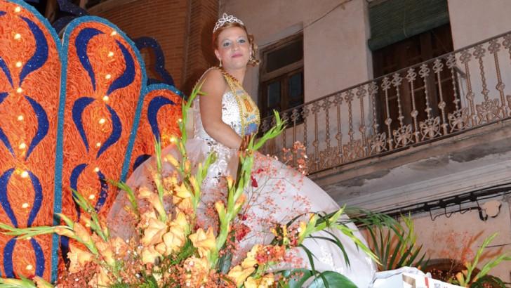 """Lorena Arocas: """"Ser Reina de las Fiestas  ha sido una experiencia única que volvería a repetir"""""""