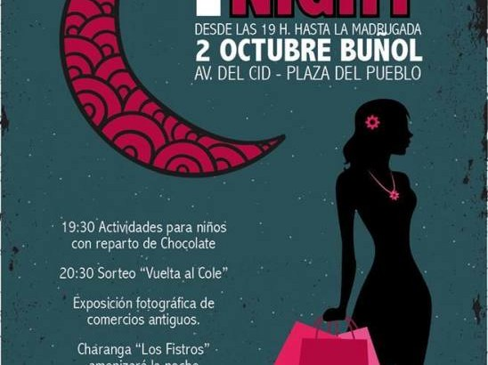 Buñol organiza la I edición de su Shopping Night